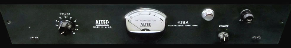 Altec 436 and 438 Compressor Conversions